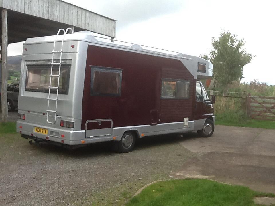 New Compass Echo 3402 Caravan  In Dumfries Dumfries And