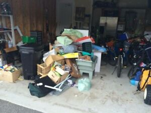 Junk removal and bin rentals