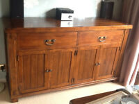 Modern Contemporary Solid Wood Dresser Sideboard Next Habitat Heals Style