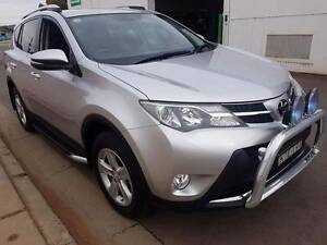 2013 Toyota RAV4 Wagon Tumut Tumut Area Preview