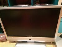 """32"""" tv - hardly used as been in spare bedroom.... Priced for a quick sale"""
