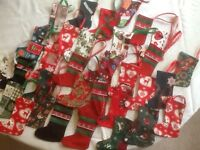 Handmade Christmas Decorations sold in aid of Charity Fundraising