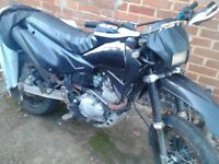 sinnis blade 125cc hampshire west end fast sale