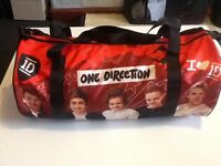 1D one direction barrel bag new