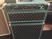 Ceriatone HRM 50 inc full flight case Trade??