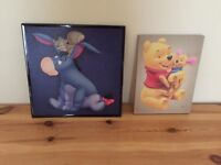 Winnie the Pooh canvas prints