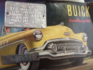 Service shop book buick 1951