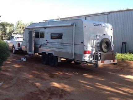 Coromal Caravan 23ft Off Road Moorook Loxton Waikerie Preview
