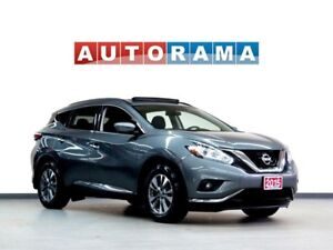 2015 Nissan Murano NAVIGATION 4WD PANORAMIC SUNROOF BACKUP CAM A