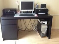 IKEA computer desk & chair