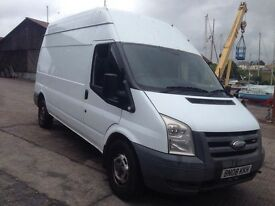 2008 Ford Transit 100 T350i rwd van Px welcome