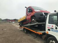 Recovery Truck 7,5 t Auction collect Doncaster Copart Motorhog