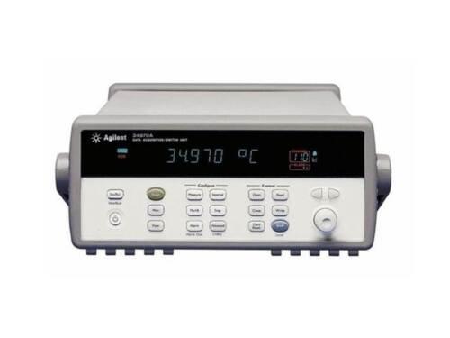 Hewlett Packard Agilent 34908A 40 Channel Multiplexer