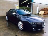 Alfa Romeo 159ti swap part exchange turbo tdi coupe gsxr type r GTi ST rs