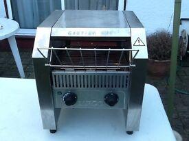 Burco Conveyor Toaster