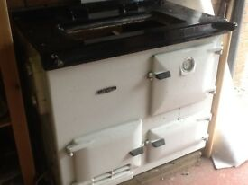 Rayburn cooker free
