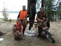 Territoire de chasse à l'orignal