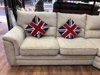 corner sofa immaculate condition