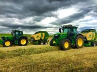 Experienced Tractor Driver required to join team of contractors.