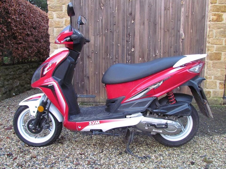 sym jet 4 moped scooter 50cc in crewkerne somerset gumtree. Black Bedroom Furniture Sets. Home Design Ideas
