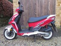 SYM Jet 4 Moped / Scooter 50cc