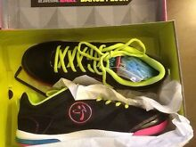 Zumba Fitness Impact Max Shoes - Black - NEW Size: 9US Croydon Maroondah Area Preview