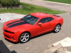 2010 Camaro 2SS RS Package