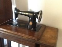 SInger Sewing Machine - antique