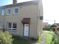 A lovely 3 bedroom, unfurnished, semi-detached house with garden to front and rear.