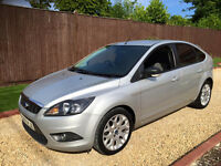 2009 FORD FOCUS 1.6 ZETEC................**1 YEAR WARRANTY P/X POSSIBLE**