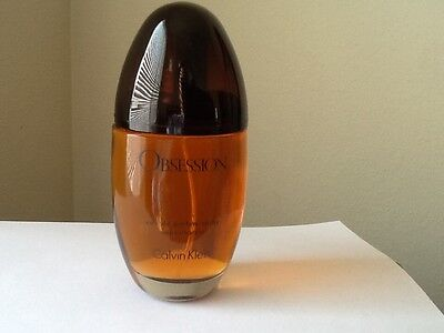 OBSESSION by Calvin Klein Perfume 3.4 oz/100ml New UNBOX