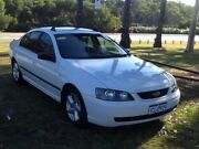 FORD FALCON 2003 BA Mount Pleasant Melville Area Preview