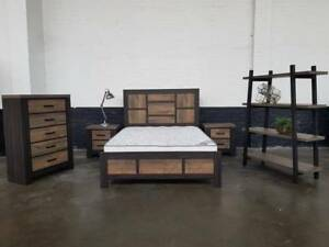 """BRAND NEW ARRIVAL """"NAVANA"""" BEDROOM SUITE Epping Whittlesea Area Preview"""