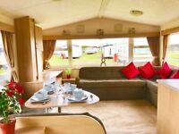 Caravan For Sale At Sandylands North Ayrshire Scotland Near Craig Tara, Sundrum Castle, Wemyys Bay