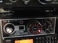 Scanner receiver