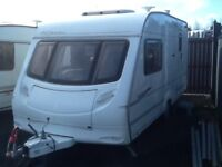 2006 ace award ambassador 2 berth end changing room with awning