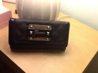 Black guess purse never used nice x mass gift
