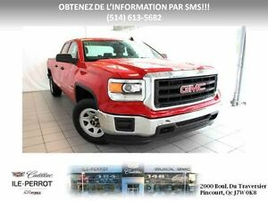 2015 GMC Sierra 1500 4WD Double Cab 4X4, 5.3L-DI-V8, BLUETOOTH,