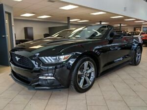 2015 Ford Mustang Convertible Eco Premium Cuir GPS