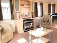 Pre Owned Luxury Caravan For Sale At Sandylands Ayrshire