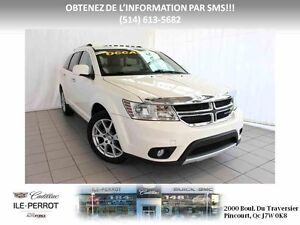 2012 Dodge Journey AWD R/T, AWD, TOIT OUVRANT, CUIR, OUVERT 7 JO