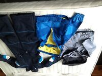 2 boys jackets and 1 ski type suit (no hood) age 2-3 years