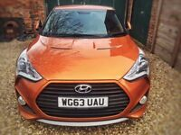 Hyundai Veloster 1.6 T-GDI **UNIQUELY MODIFIED**
