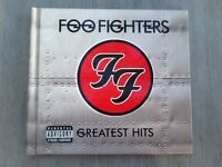 Foo Fighters Greatest Hits CD plus bonus DVD