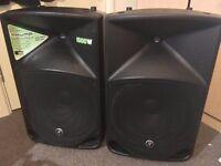 Mackie Thump 15 Active PA Speakers (PAIR)