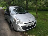RENAULT CLIO 1.2 ONLY 72.000 miles ONE YEAR MOT £1590 ONO