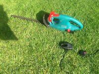 Bosch electric battery hedge trimmer ahs 41 accu 14.4 v
