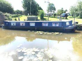 47ft Narrowboat
