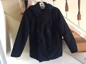 Gorgeous Boys London Fog Coat, size large 14/16