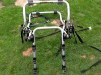 Avenir cycle carrier for 3 bikes